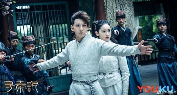 Trong Cỗ máy thời gian phiên bản Trung Quốc, Tinh Vân là nhân vật mới được tăng cường, có quan hệ tình cảm với Hạng Thiếu Long, cùng Ô Đình Phương hình thành tình yêu tay ba.