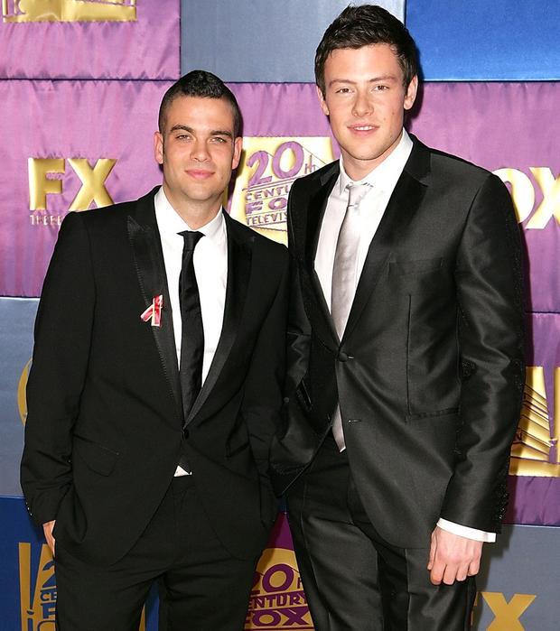 Mark và Cory xuất hiện cùng nhau trong một sự kiện giải trí.