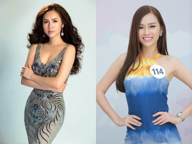 """Ngay sau đó, cô có nhiều """"lời qua tiếng lại"""" với thí sinh Thanh Trang của HHHV Việt Nam 2017."""