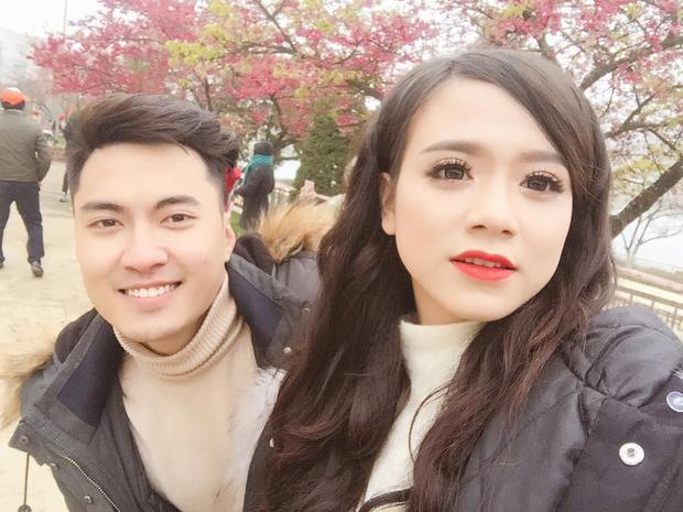 Cặp đôi Thúy Hằng - Hoàng Việt.