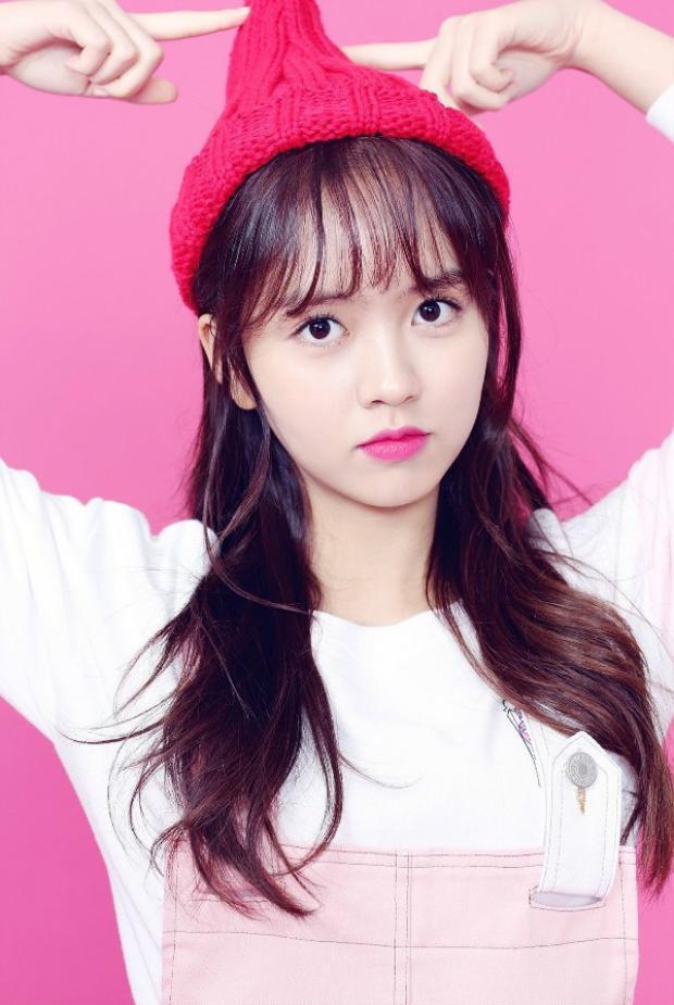 Vẻ ngoài xinh đẹp của Kim So Hyun.