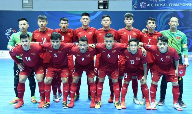 Futsal Việt Nam bước vào thi đấu tại VCK futsal châu Á 2018 với mục tiêu tái lập thành tích như năm 2016 để lọt vào bán kết, qua đó giành quyền tham dự World Cup futsal.