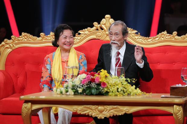 Bộ ba nghệ sĩ Phước Lộc Thọ Mạc Can  Thiên Kim  Mạnh Dung trải lòng trước thềm năm mới 2018