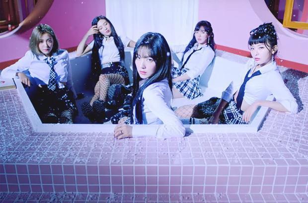 Bad Boy của Red Velvet bị điểm trừ lớn ở vũ đạo.