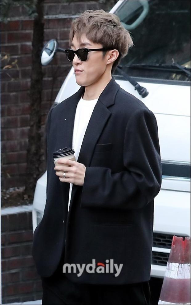 ZionT sẽ hát trong lễ cưới của Taeyang và Min Hyo Rin.