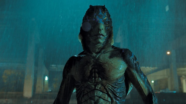 Vai diễn mới nhất của anh trong The Shape of Water.