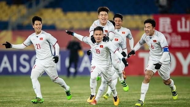 U23 Việt Nam đang có hơn 40 tỷ tiền thưởng.