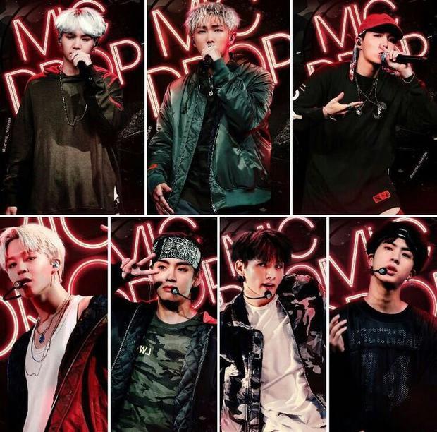 MIC Drop - BTS đạt Chứng nhận vàng trên RIAA.
