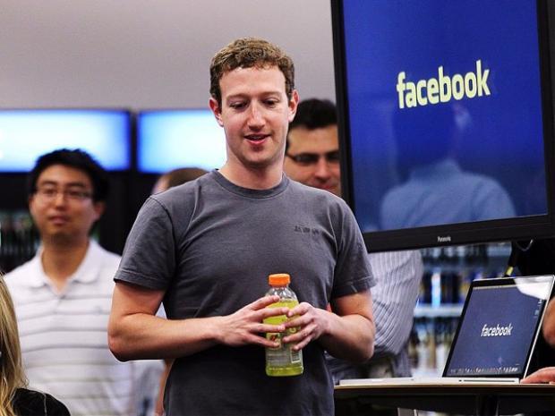 Săm soi một ngày bình thường của ông chủ Facebook Mark Zuckerberg