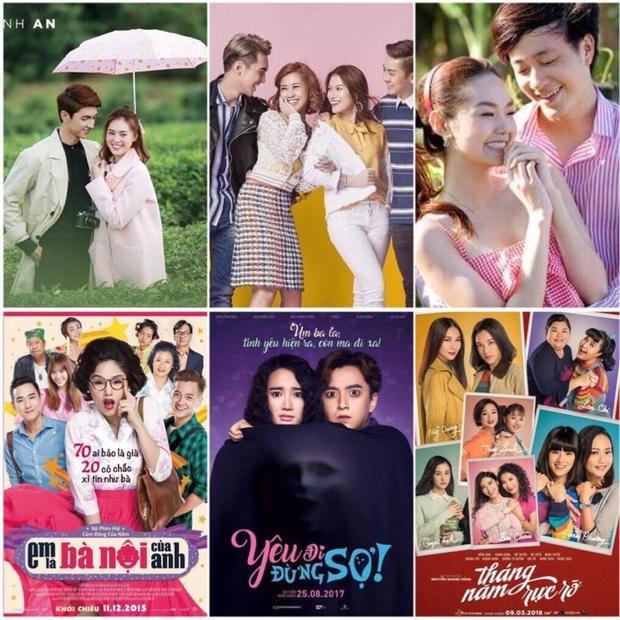 Một số phim Việt remake bản Hàn từ điện ảnh đến truyền hình