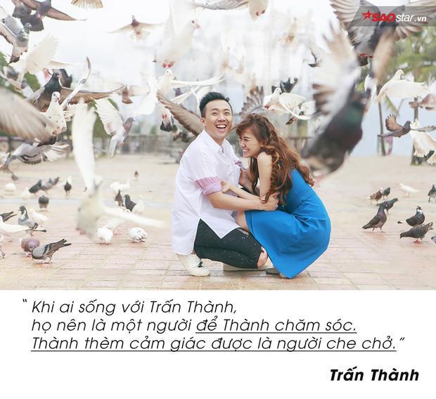 Nhìn cách anh chăm sóc và che chở cho Hari, thử hỏi có ai còn dám hoài nghi về tình yêu này thêm nữa?