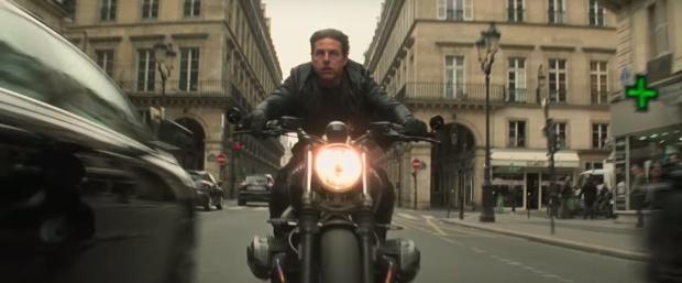 Nghẹt thở với trailer Mission Impossible: Fallout của Tom Cruise và Henry Cavill
