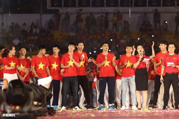 U23 Việt Nam bây giờ được săn đón khắp mọi nơi.