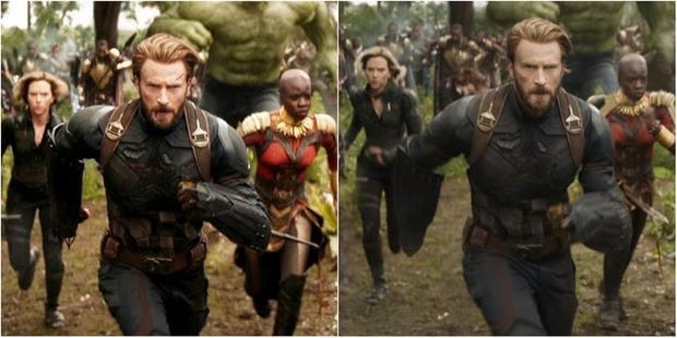 Hai chiếc khiên mới có xuất xứ Wakanda của Captain America
