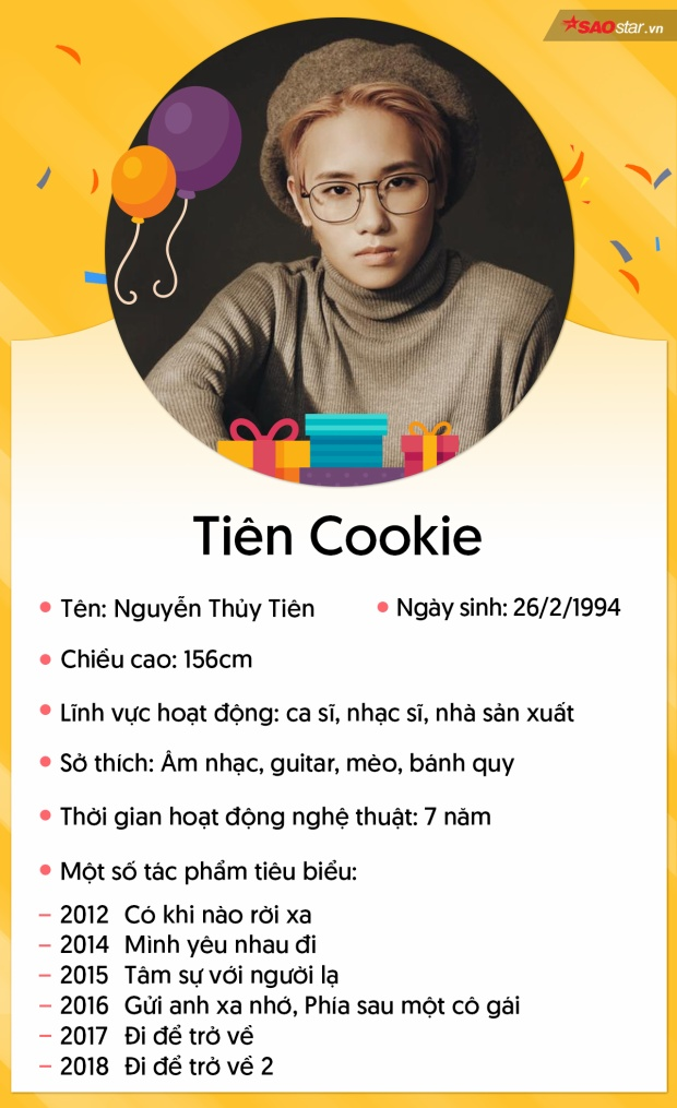 Tiên Cookie: Viên bánh quy tròn xinh, đơn giản mà đủ đầy hương vị