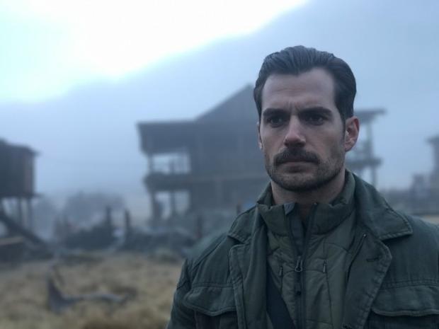 Đây là bộ râu đã gây rắc rối cho vai Superman của Henry trong Justice League
