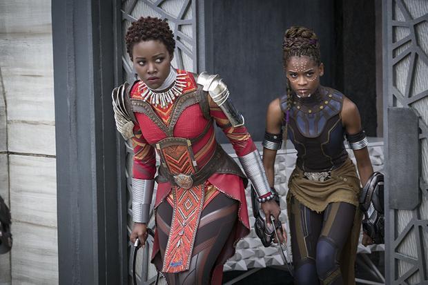 Black Panther  Phim siêu anh hùng cấp tiến nhất từ trước tới nay