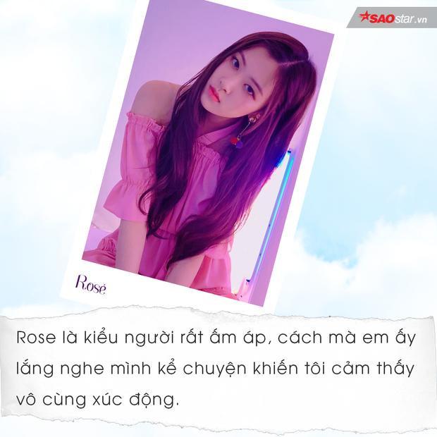 Rose (BlackPink): Bông hồng đỏ rực rỡ sắc hương của làng giải trí Hàn