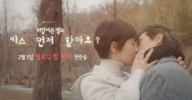 """""""Shall We Kiss First"""" - Câu chuyện tình yêu của những người đã từng trải, những người đã bước qua tuổi thanh xuân của mình thổn thức khi tìm thấy tình yêu thực sự."""