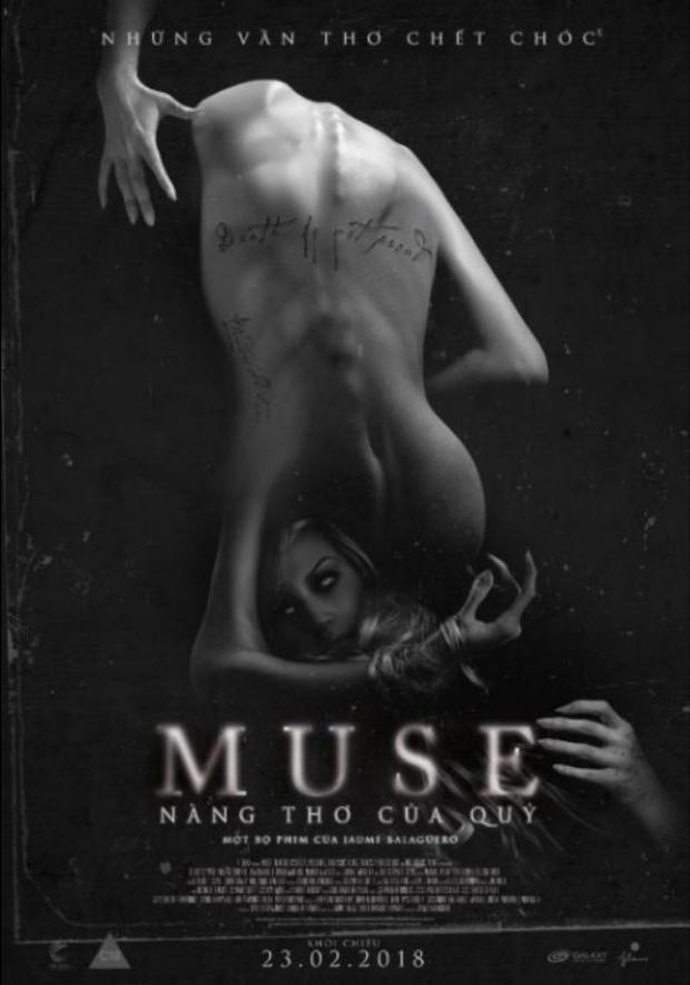 Muse: Nàng thơ của quỷ và nghi lễ hiến tế man rợ đẫm máu