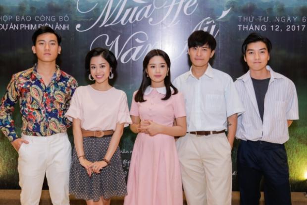 Gin Tuấn Kiệt là một trong những gương mặt đầy triển vọng trên màn ảnh rộng năm 2018.
