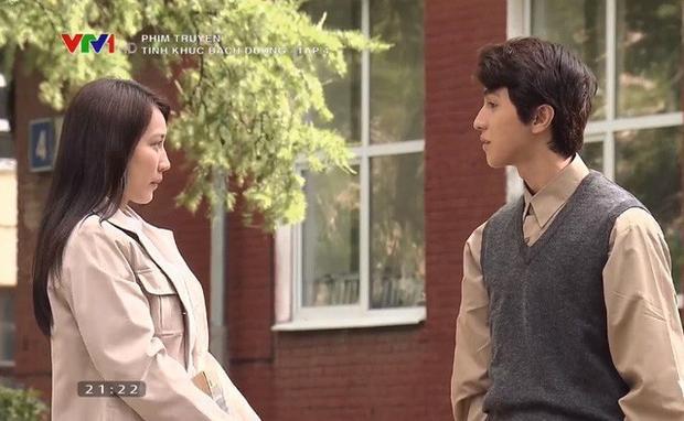 2 lần gặp gỡ bên nhau, Vân - Quang ngày càng thân thiết.