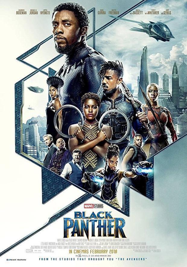 Black Panther: Một tác phẩm lớn của Marvel vượt hơn sự kỳ vọng