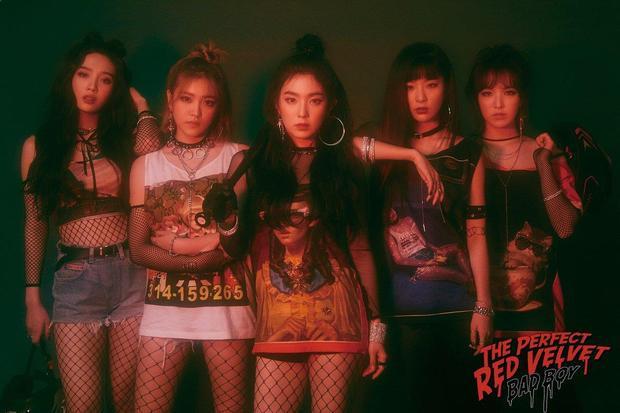"""Red Velvet có màn """"phục thù"""" ấn tượng với album The Perfect Red Velvet - Series 2."""