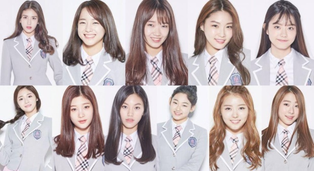 Chân dung 11 cô gái mang cái tên I.O.I gây bão tại Kpop ngày đó.