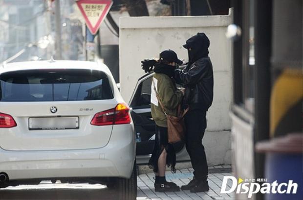 """Dispatch tung ảnh bí mật hẹn hò của cặp đôi """"phim giả tình thật""""."""