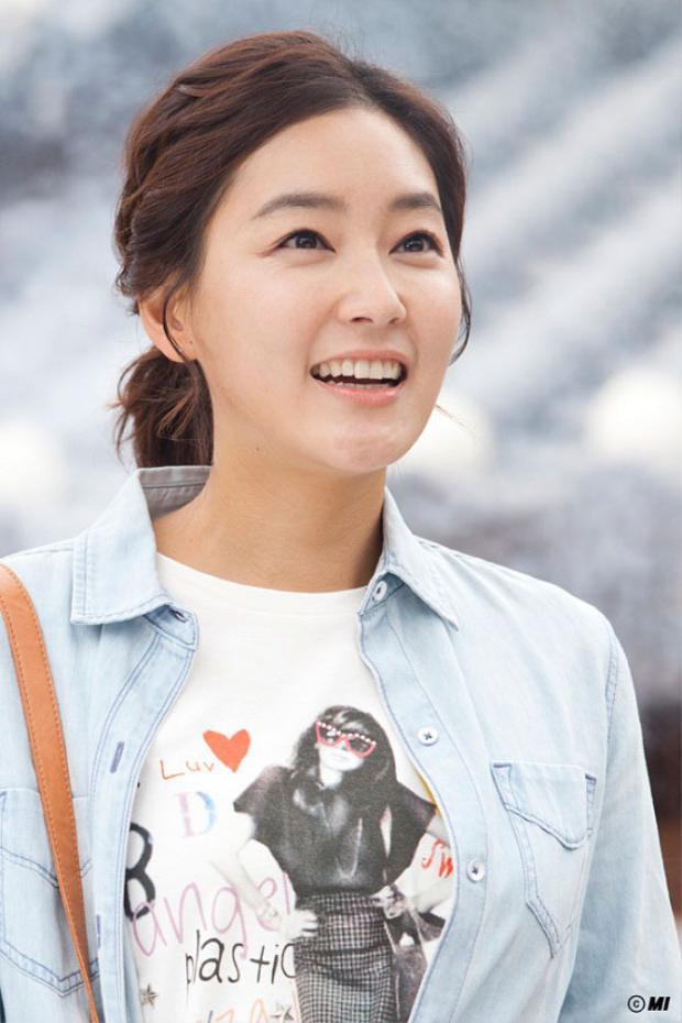Park Jin Hee.