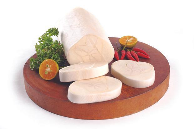Củ hũ dừa  Món ngon mà người dân chỉ dùng đãi khách quý dịp Tết Nguyên đán có gì đặc biệt?