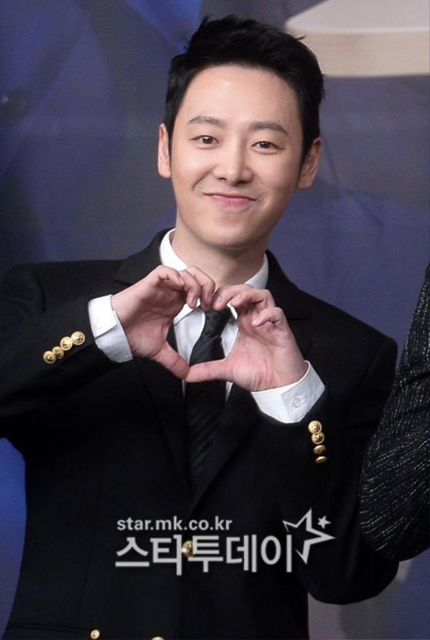 Nam diễn viên Kim Dong Wook