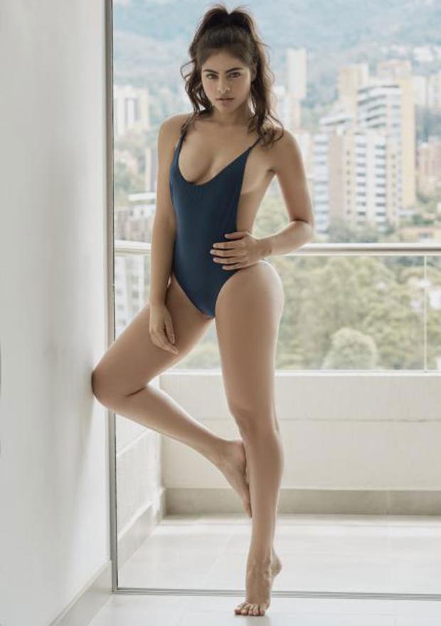 'Đứng hình' trước vẻ đẹp của siêu mẫu cuồng Real
