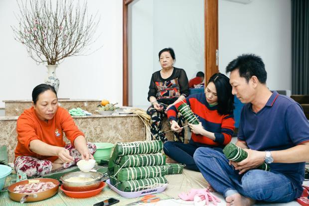 Đây là một trong những hoạt động mà gia đình Họa mi tóc nâu đã duy trì nhiều năm nay để các thành viên có dịp tụ họp bên nhau