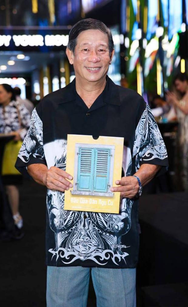 Vĩnh biệt Nguyễn Hậu  Người diễn viên có nụ cười hiền như bụt với 250 vai phụ trong hơn 40 năm