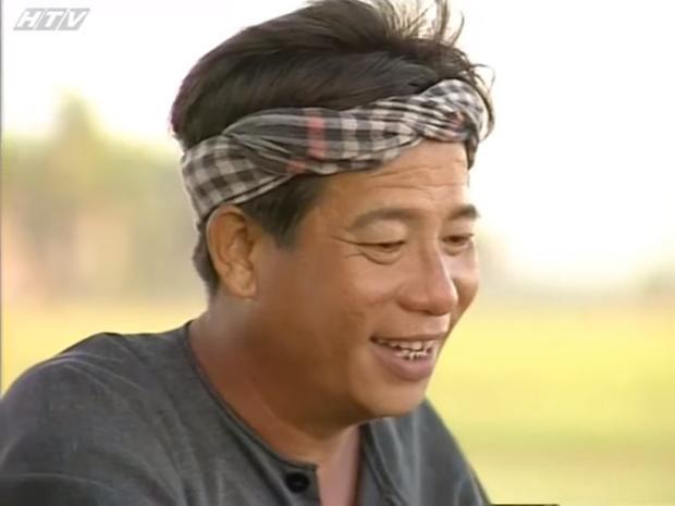 Diễn viên Nguyễn Hậu trong phim Đất phương Nam.