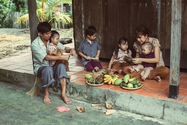 Luôn hướng gia đình nhớ đến giá trị truyền thống quý giá.