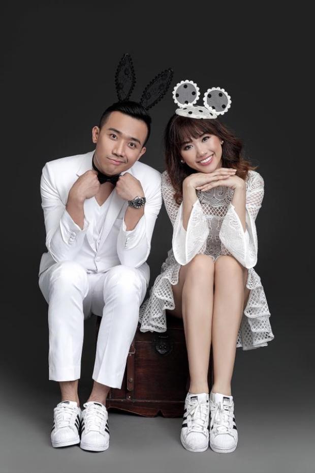 """Một trong những """"cặp đôi vàng"""" của showbiz Việt."""