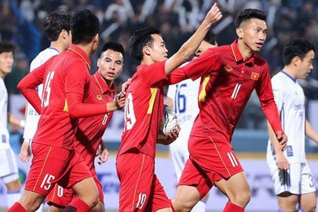U23 Việt Nam khiến báo giới châu Á phải trầm trồ thán phục.