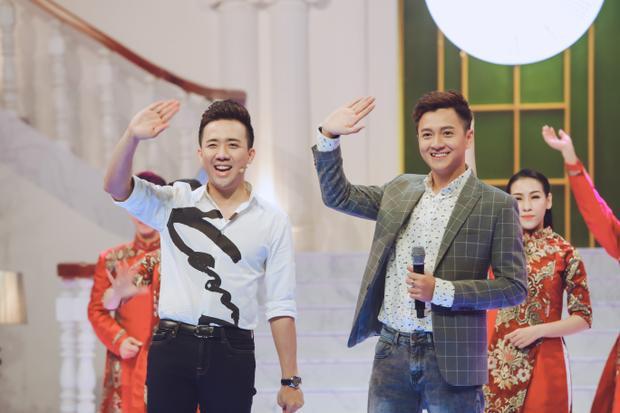 Ngô Kiến Huy góp mặt trong talkshow của Trấn Thành dịp 30 Tết.