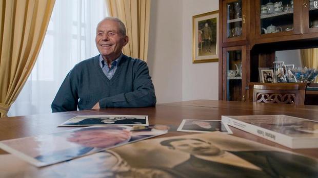 Tonino, con trai của người đàn ông đầu tiên trên thế giới sống thọ hơn 110 tuổi.