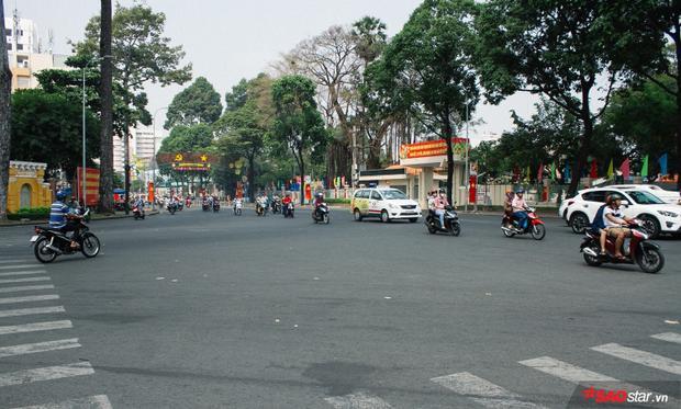 Đây là những hình ảnh hiếm thấy của đường phố Sài Gòn.