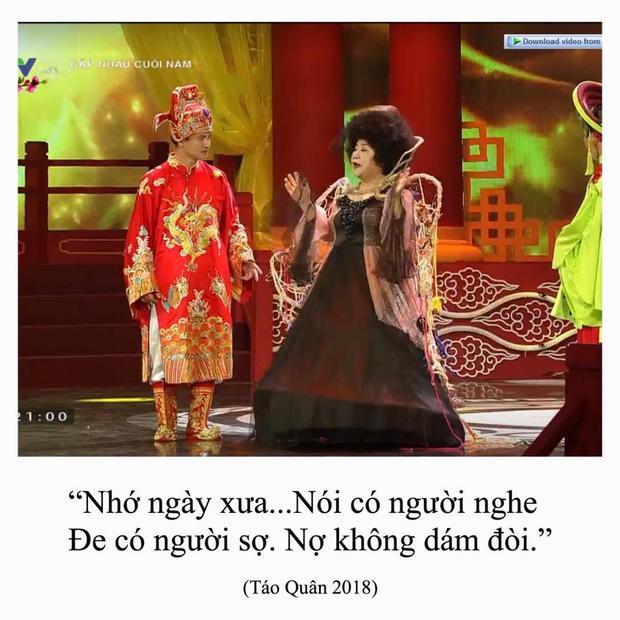 Sự xuất hiện đầy ấn tượng của nghệ sĩ hài Minh Vượng.