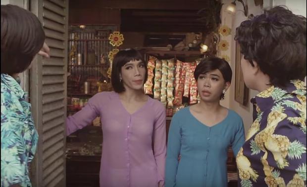 Minh Dự và Dương Thanh Vàng.