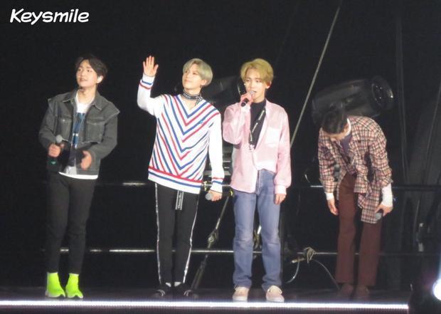 Dù đau đớn nhưng vì SHINee, vì người hâm mộ và vì Jonghyun, cả 4 người gồm Onew, Minho, Key, Taemin vẫn phải mạnh mẽ bước tiếp.