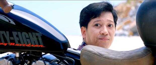 Trở lại màn ảnh Việt sau 1 thời gian dài với 2 vai trái ngược là 1 thử thách thú vị với Trường Giang.