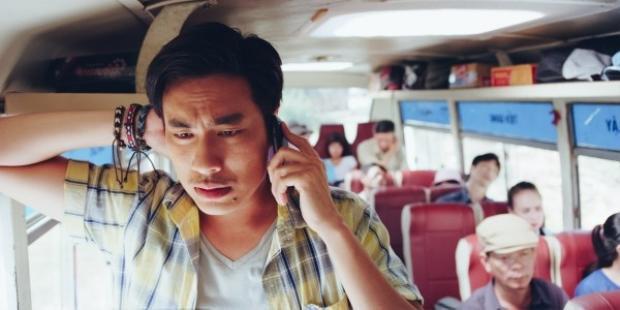 Kiều Minh Tuấn trong vai Tám Bánh Tiêu.