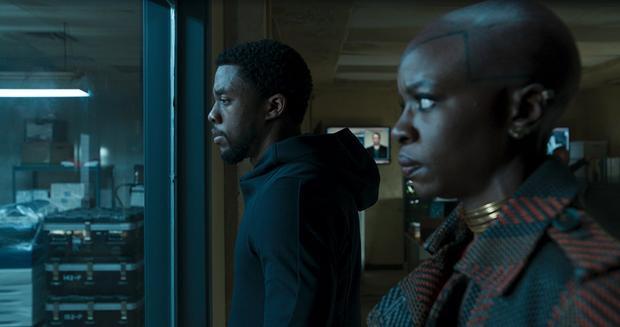 Vượt qua cả Avengers 2, Black Panther lăm le vị trí đứng đầu doanh thu nhà Marvel