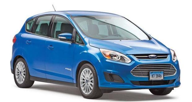 Khép lại danh sách là chiếc Ford C-Max khi hoàn thành bài test với kết quả 1 galông nhiên liệu chạy được 37 dặm.